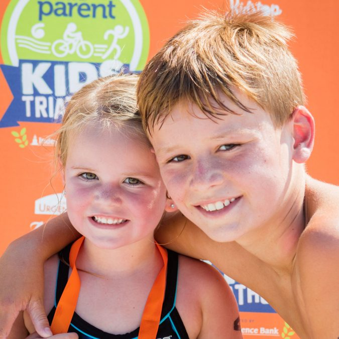 The Family that Plays (and Runs, and Bikes, and Swims) Together