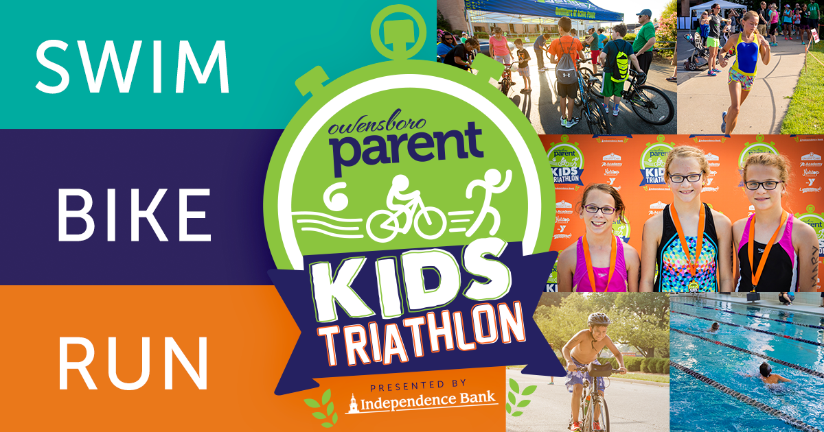 2017 Owensboro Parent Kids Triathlon
