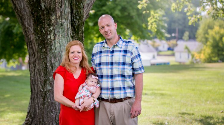 Our Journey for Our Olivia - God's Promise of Life