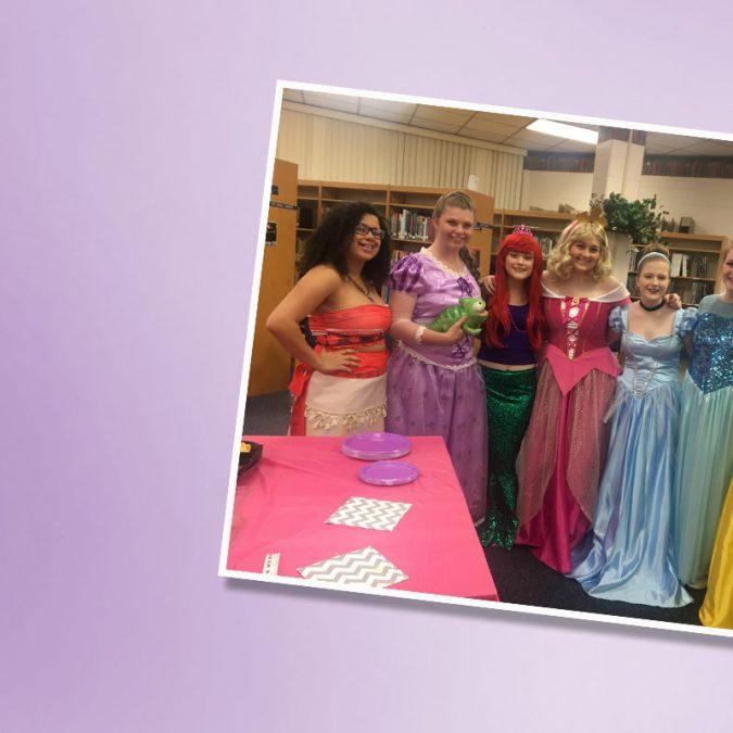 AHS Choral to Host Princess Tea