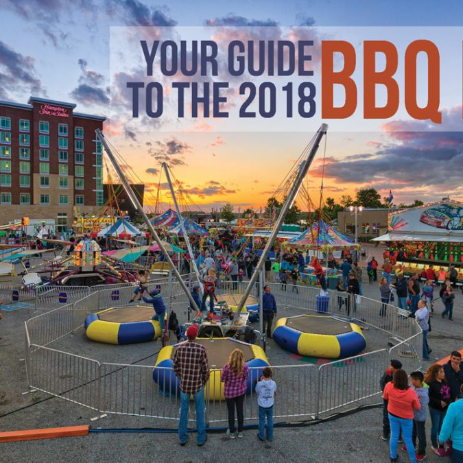 Your Guide to the 2018 BBQ Fest