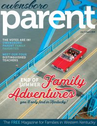Owensboro Parent July/August 2018 Cover