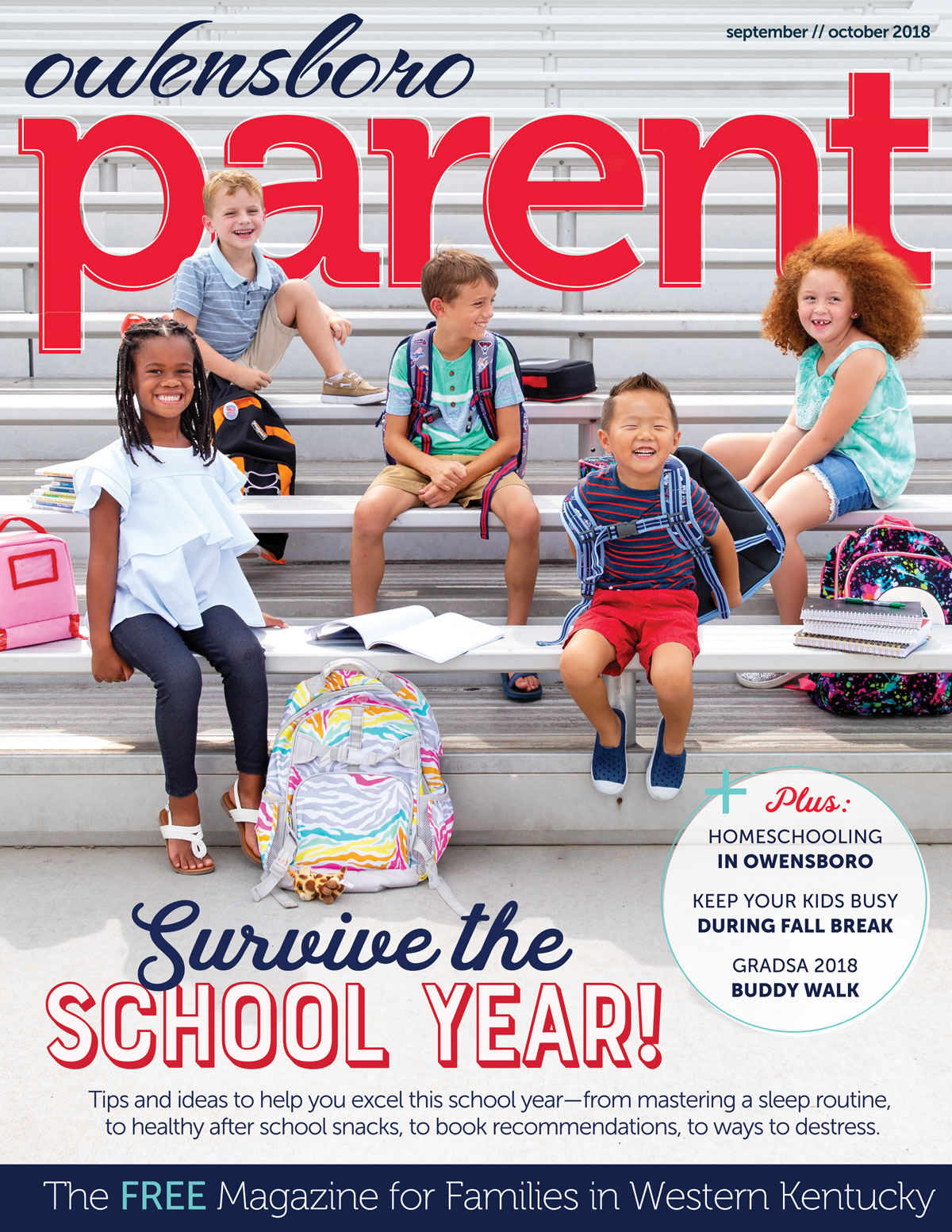 Owensboro Parent July / August 2018