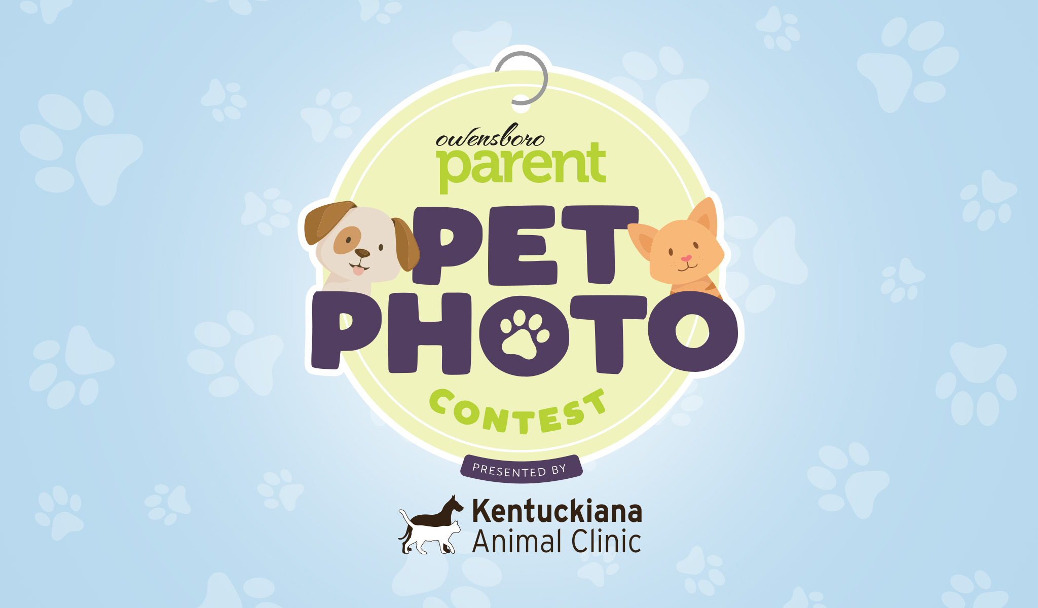 Owensboro Parent Pet Photo Contest Logo