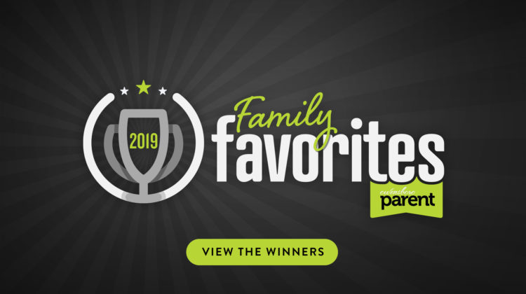2019 Owensboro Parent Family Favorites logo