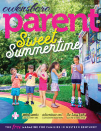 Owensboro Parent - July/August 2019 cover