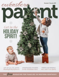 Owensboro Parent - November/December 2019 cover