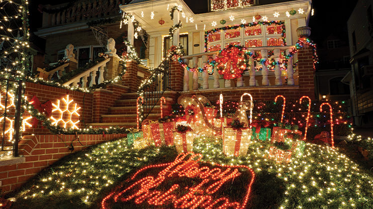 2020's Must-See Christmas Lights