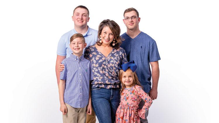 Parent Profile: Angel Welsh