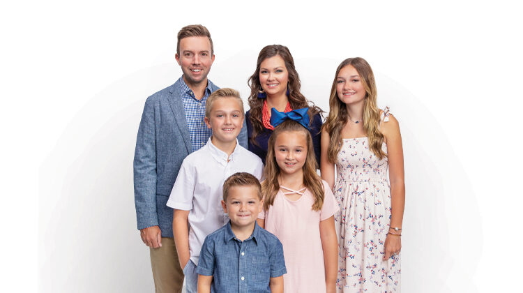 Parent Profile: Jason Tanner