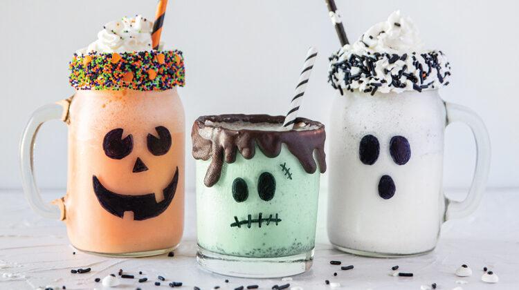 Spooky Shakes